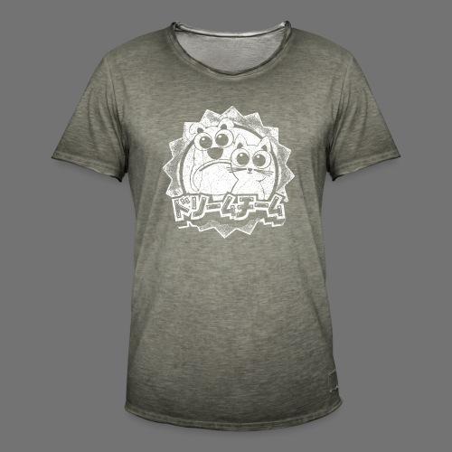 Dream Team (1c white) - Men's Vintage T-Shirt