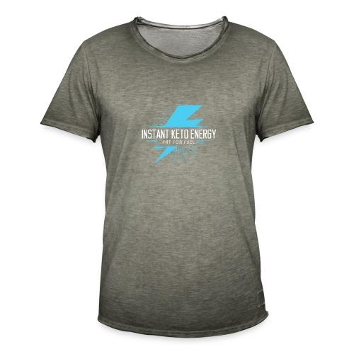 KETONES - Instant Energy Tasse - Männer Vintage T-Shirt