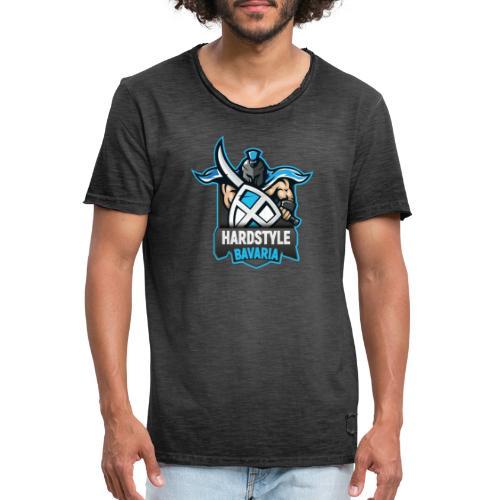 Hardstyle Bavaria - Männer Vintage T-Shirt
