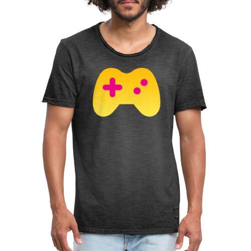 Liberale Gamer Controller - Männer Vintage T-Shirt