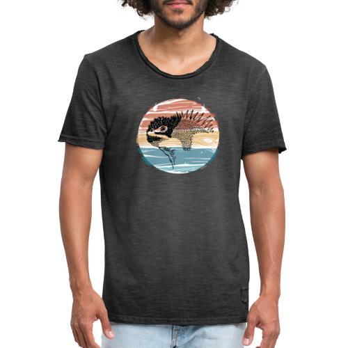 GALAPAGOS - Camiseta vintage hombre