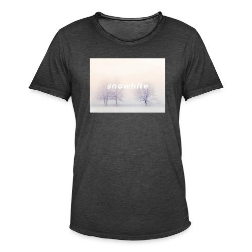 Doparound Snowhite Edition - Männer Vintage T-Shirt
