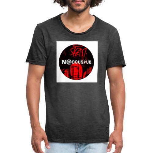 Nadouspub - T-shirt vintage Homme