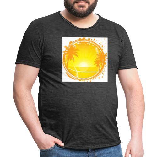 Sunburn - Men's Vintage T-Shirt