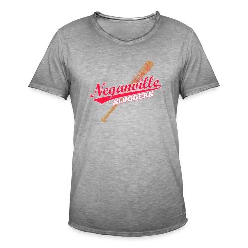 Neganville Sluggers - Men's Vintage T-Shirt