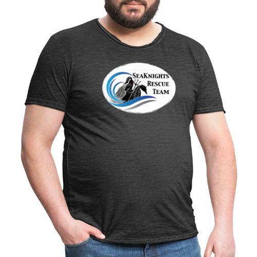 SeaKnightsRescue - Männer Vintage T-Shirt