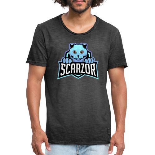 Scarzor Merchandise - Mannen Vintage T-shirt