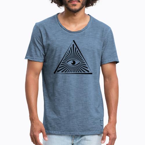 eye - Men's Vintage T-Shirt