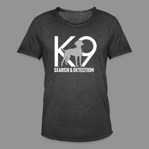 K-9 German Shorthaired Pointer - Men's Vintage T-Shirt