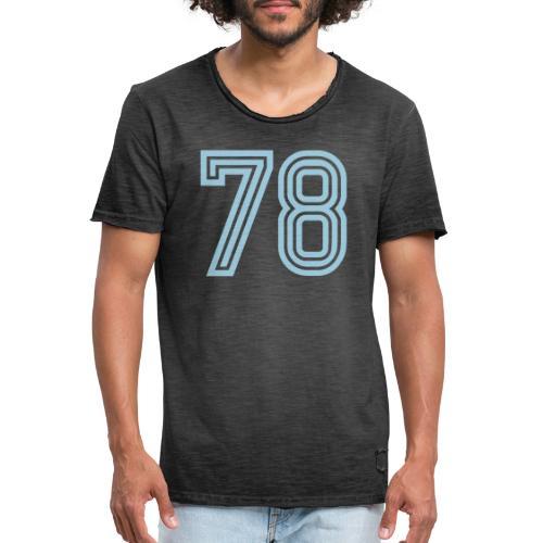 Football 78 - Men's Vintage T-Shirt
