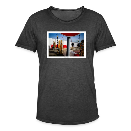 Signals. - Camiseta vintage hombre