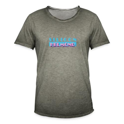 Silicon Helmond - Mannen Vintage T-shirt