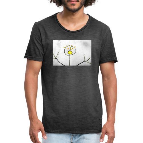 punk - T-shirt vintage Homme