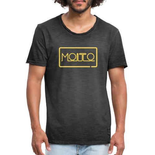 Cercle vicieux Moito - T-shirt vintage Homme