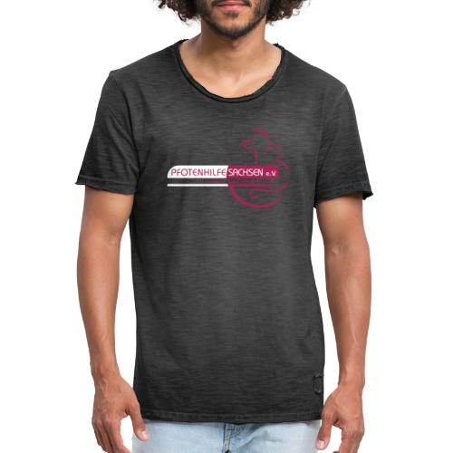 Herbstedition - Männer Vintage T-Shirt