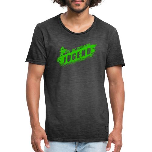 mop - Männer Vintage T-Shirt
