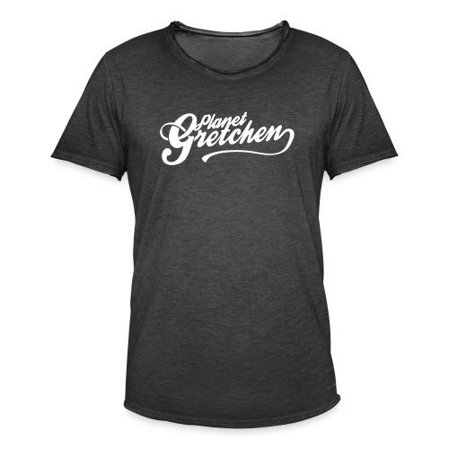 Planet Gretchen - Vintage-T-shirt herr