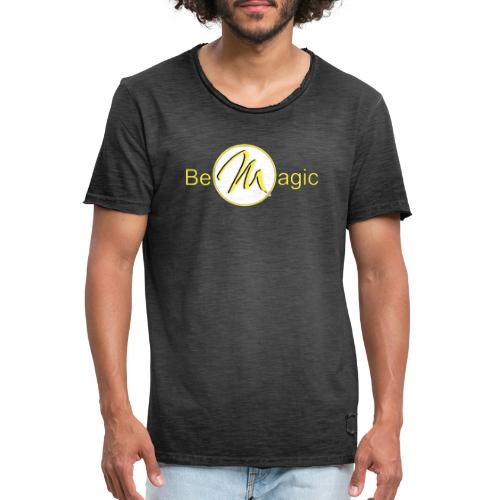 Magic Moments 2 Logos - Männer Vintage T-Shirt
