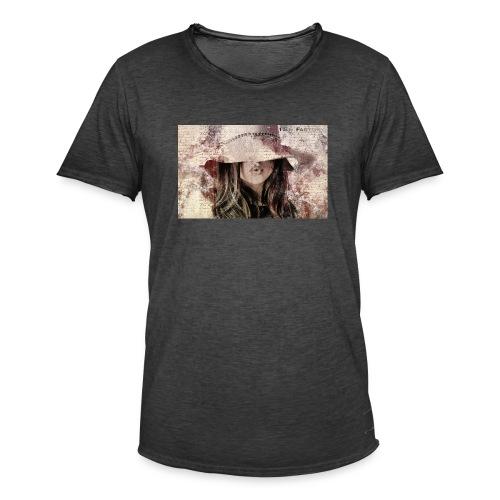 186 Women - Männer Vintage T-Shirt