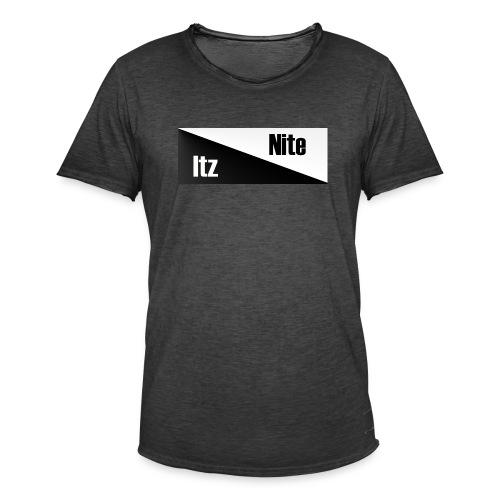 ItzNite - Mannen Vintage T-shirt