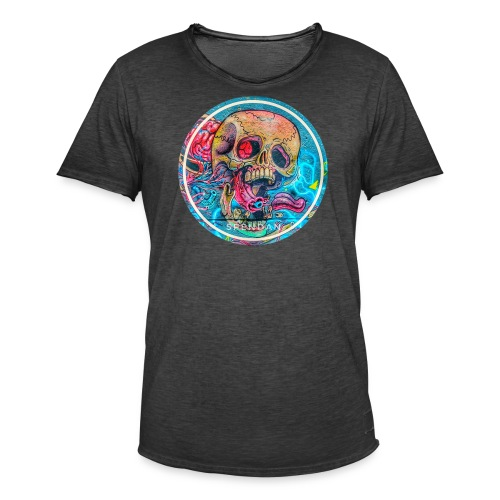 CC 20181012 201428 4096x4096 - Männer Vintage T-Shirt