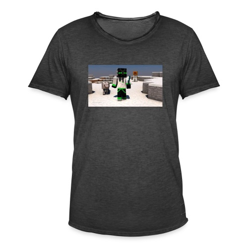 t-shirt - Vintage-T-shirt herr
