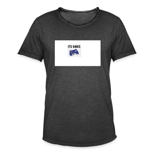 Its Haris limted edition - Men's Vintage T-Shirt