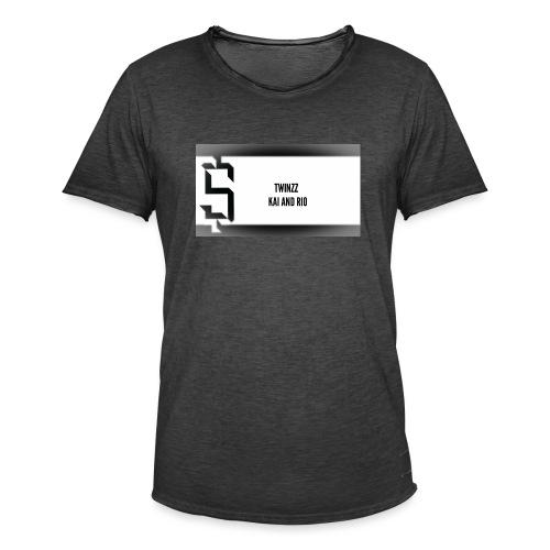 Kai - Men's Vintage T-Shirt