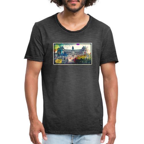eyeemfiltered1475358770026 - Männer Vintage T-Shirt