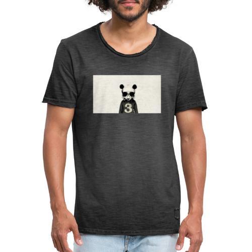 surrealism - Männer Vintage T-Shirt