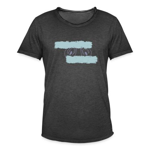 nieobcy domyślny - Koszulka męska vintage