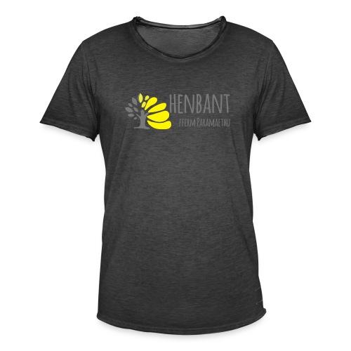 henbant logo - Men's Vintage T-Shirt