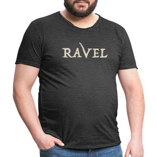 Ravel - Logo - Men's Vintage T-Shirt