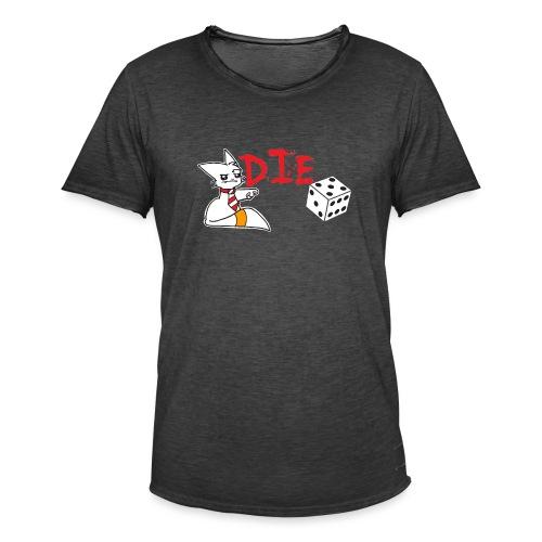 DIE - Men's Vintage T-Shirt