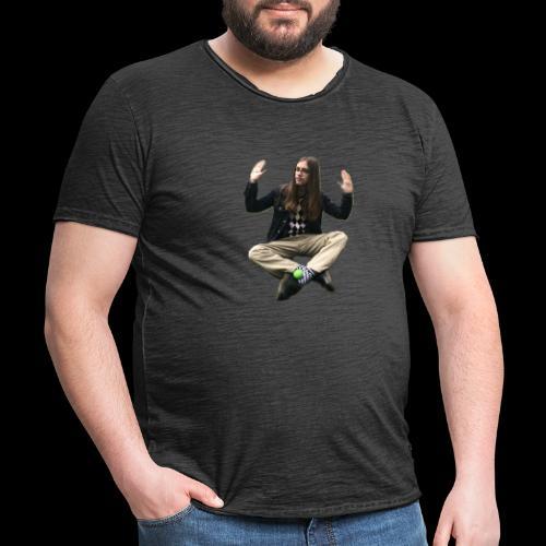 John Essle och Hans Orkester - Vintage-T-shirt herr