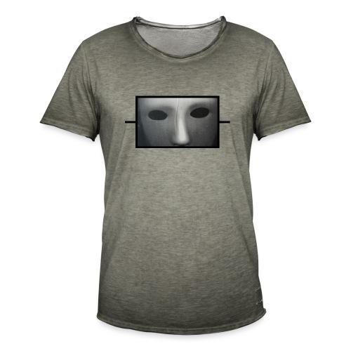 Eine Art von Widerstand 20.1 - Männer Vintage T-Shirt