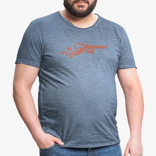 Life on Europa ? - Männer Vintage T-Shirt