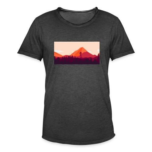 Forest Watch - Men's Vintage T-Shirt