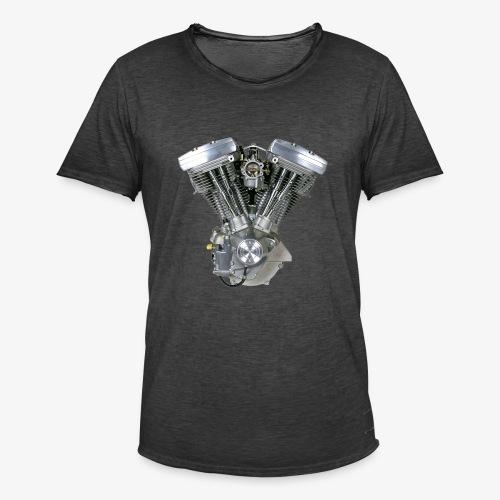 Evolution - T-shirt vintage Homme