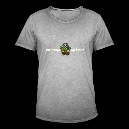 GloOm Music Tree - Men's Vintage T-Shirt