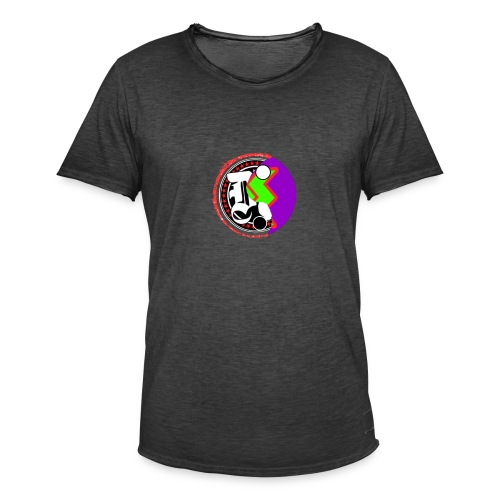 Dew n' Pringles - Men's Vintage T-Shirt