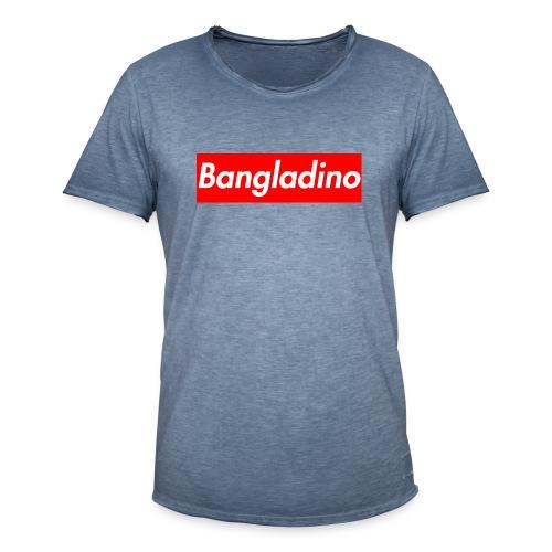Bangladino - Maglietta vintage da uomo