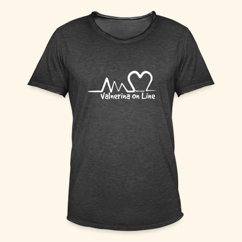 Valnerina On line APS maglie, felpe e accessori - Maglietta vintage da uomo