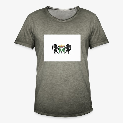 emmen - Mannen Vintage T-shirt