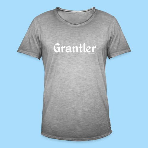 Grantler - Männer Vintage T-Shirt