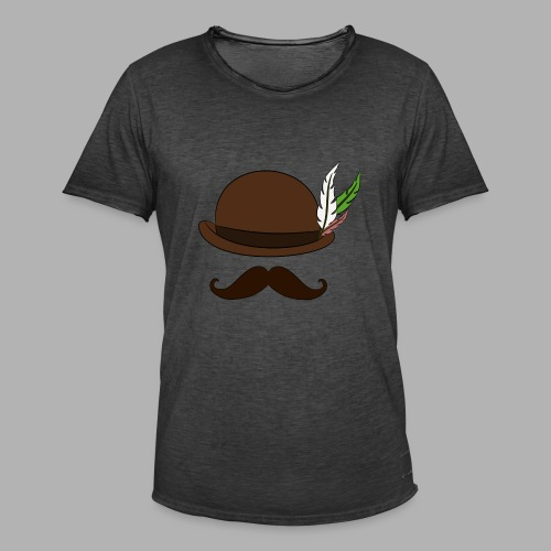 Captain's Logo - T-shirt vintage Homme
