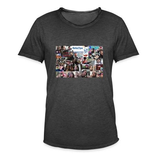 MESTARIKOLLAASI22 - Miesten vintage t-paita