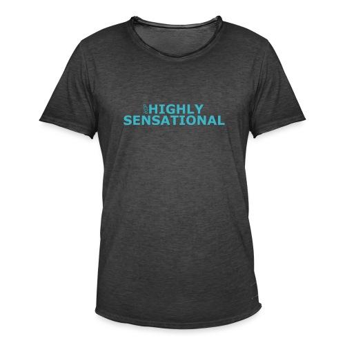 Highly sensational tote bag - Men's Vintage T-Shirt