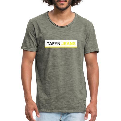 Sin ti tulo 1 - Camiseta vintage hombre