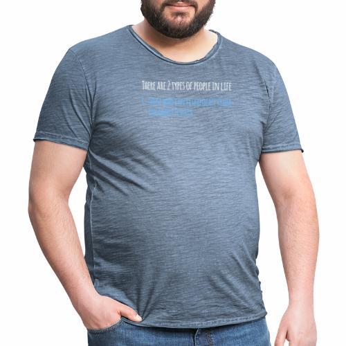Genius - Men's Vintage T-Shirt